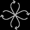 Icon Öko-Prinzip