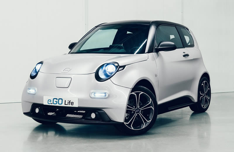 ego Elektroauto